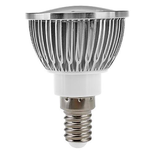 6W 500-600 lm E14 Точечное LED освещение MR16 48 светодиоды SMD 2835 Тёплый белый AC 100-240 В от MiniInTheBox.com INT