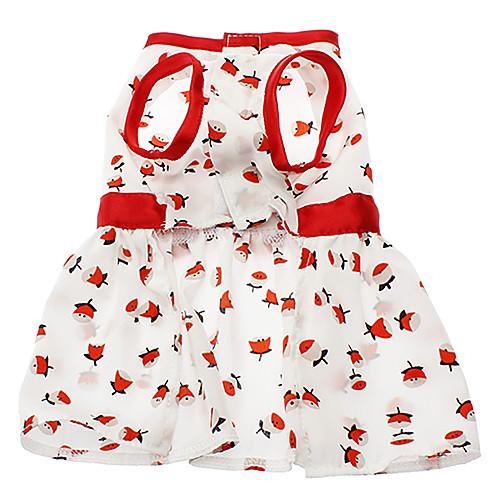 Partysu Вс-спички Прекрасные платья для Собаки Кошки  384.000
