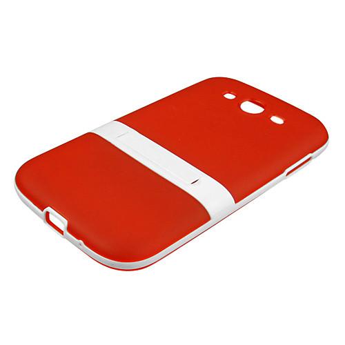 Enkay ТПУ Мягкий чехол с подставкой для Samsung Galaxy I9082 дуэта  171.000