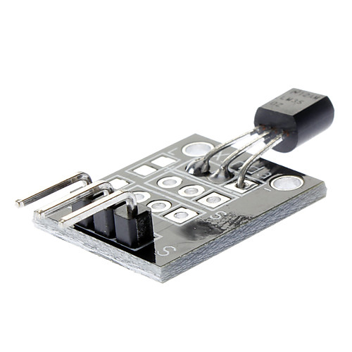 LM35 Линейный модуль, датчик температуры, черный от MiniInTheBox.com INT