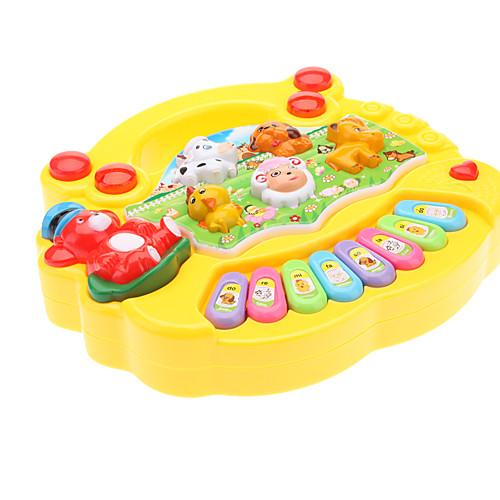 Музыкальная игрушка для детей с огоньками и звуком
