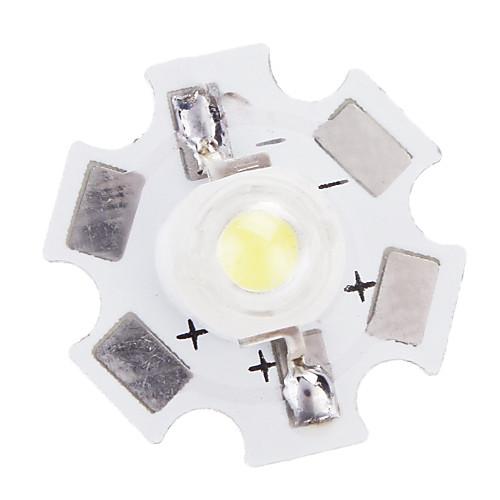 1-3W алюминиевый сплав шарика светильника Опорная плита 3.2-3.4V
