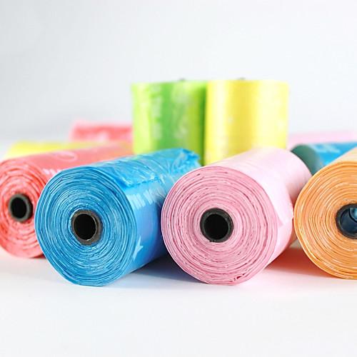 Мультфильм Pattern Pet мешок для мусора для экскрементов собак (случайный цвет)  72.000