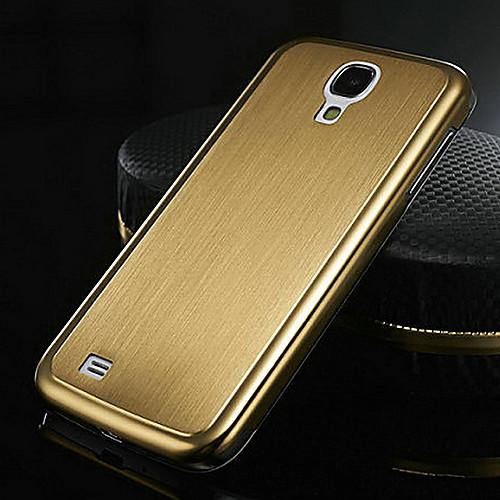 Матовый, тонкий алюминиевый чехол для Samsung Galaxy i9500 S4, 0,5 мм