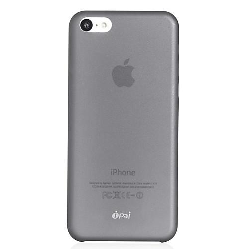 ультратонкие стиле полупрозрачных жесткий футляр для iphone 5