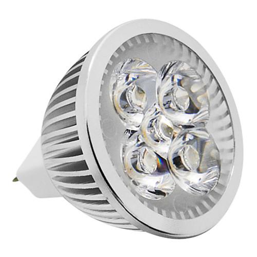 4 W 380-420 lm Точечное LED освещение Светодиодные бусины Тёплый белый / Естественный белый 12 V лампы освещение
