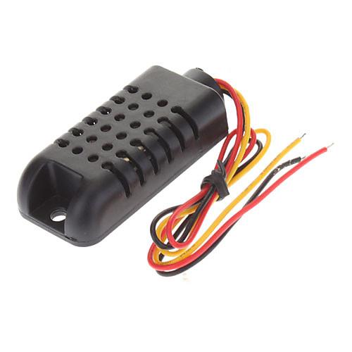 AM2301 емкостные цифровой датчик влажности, температуры - черный (3,3 ~ 5,5 В)