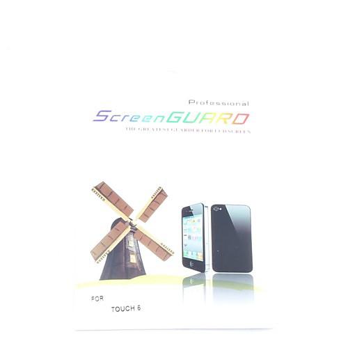 Защитные Ясный протектор экрана с Ткань для очистки для ITouch 5  85.000