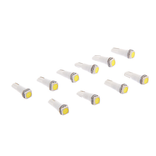 SO.K T5 Автомобиль Лампы SMD 5050 10-20lm Лампа поворотного сигнала For Универсальный цена
