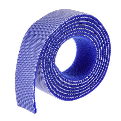 волшебная лента синяя 100м  20мм для управления проводом