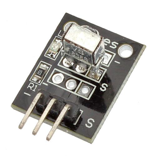 Электроника DIY (для Arduino) инфракрасный модуль приемника датчик