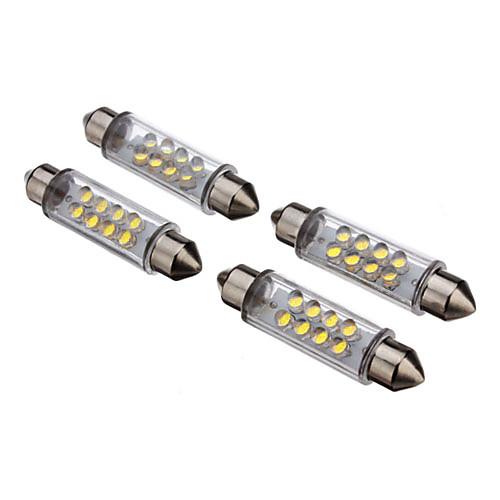 LORCOO 2pcs BA9S Автомобиль Лампы 50lm Светодиодная лампа Внутреннее освещение цена