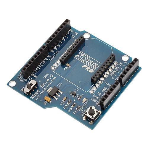 Модуль щит беспроводное управление v03 для (для Arduino) (работает с официальным (для Arduino) плат)
