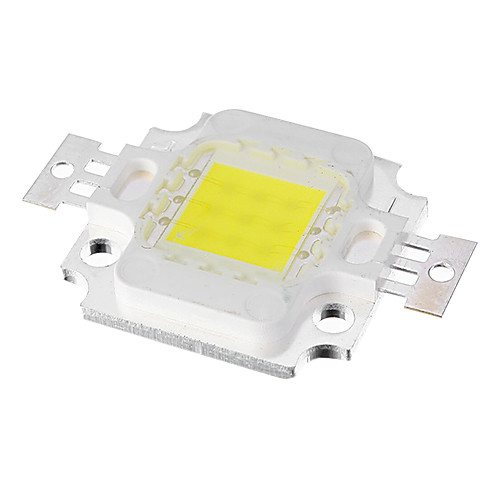 10W 9xIntegrate 700LM 10000K холодный белый свет Обломок СИД (DC 9-11V)