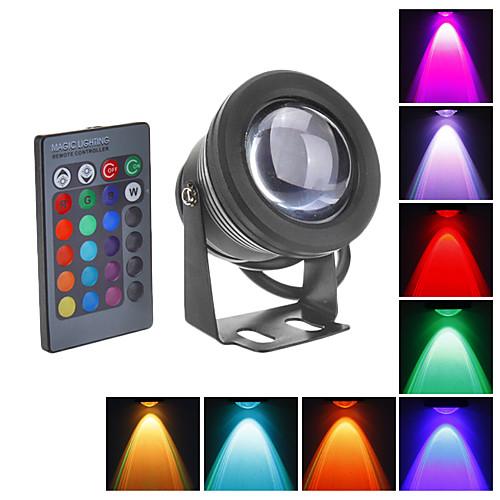 LED прожекторы Подводное освещение 800 lm RGB К Водонепроницаемый DC 12 V