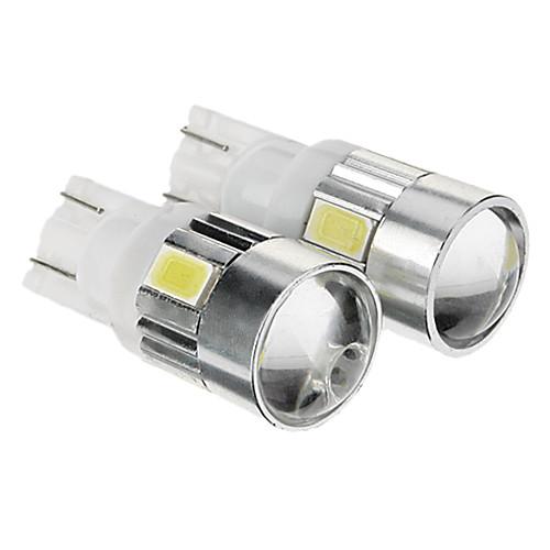 T10 Автомобиль Лампы 3 W SMD 5730 180 lm Светодиодная лампа Внешние осветительные приборы фото