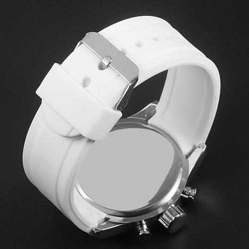 мужские часы цифровой синий светодиодный дисплей ролл мяч  515.000