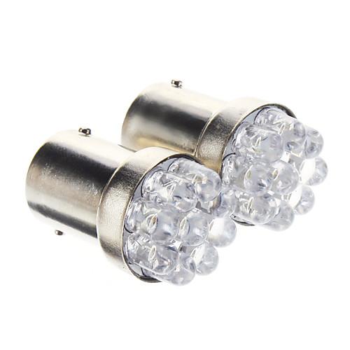 SO.K BA15S (1156) / 1156 Автомобиль Лампы 1 W 200 lm Светодиодная лампа Задний свет For Универсальный лампа 12 v 5 w стоп сигнал повторитель габарит ba15s vettler