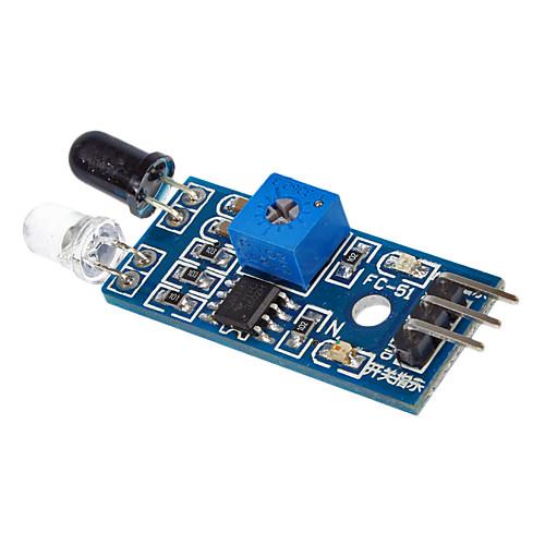 LM393 Датчик света фоточувствительные светочувствительность датчика Модуль для (для Arduino) Dupont Кабели