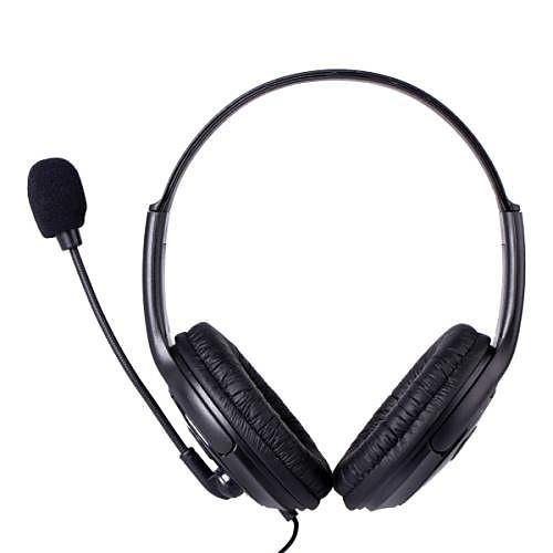 Аудио и видео Накладные наушники - PS4 Проводной