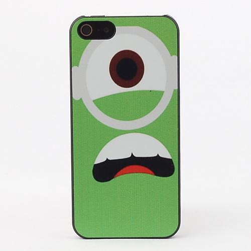 Дело Зеленый глаз Защитные жесткие дело на iPhone 5/5S