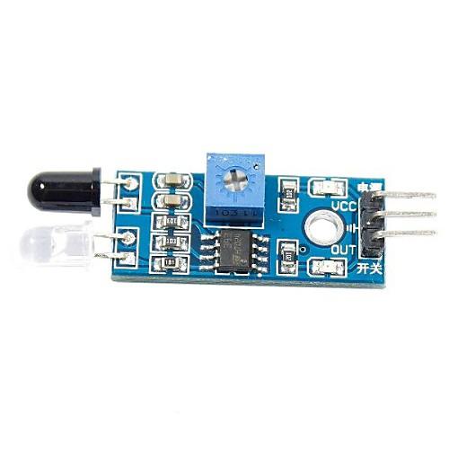 умные машины инфракрасный препятствием датчик избегание для (для Arduino)
