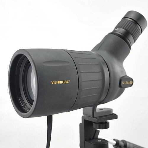 Visionking 12-24 X 60 mm Монокль Зрительная труба Ластик