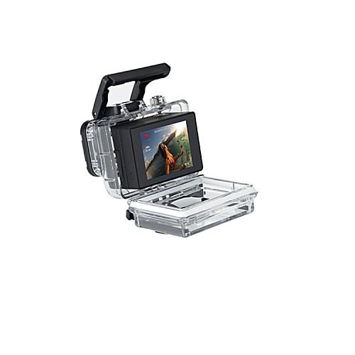 Водонепроницаемый ЖК-WiFi Батарея BacPac Расширение задняя крышка для GoPro HD HERO 1 2 3