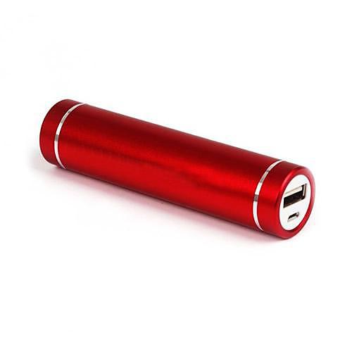 Портативный, внешний аккумулятор для IPhone 6/6 Plus / 5 / 5S / Samsung S4 / S5 / Note 2, 2200mAh от MiniInTheBox.com INT