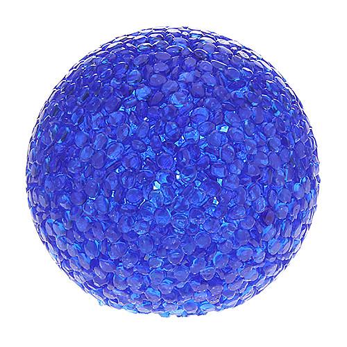 Хрустальный шар Shaped Красочный светодиодной Night Light (3xAG13)