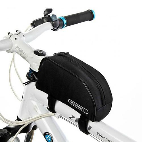 1.5 L Бардачок на раму / Верхняя сумка для трубки Водонепроницаемость, Отражение Велосумка/бардачок 600D полиэстер Велосумка/бардачок