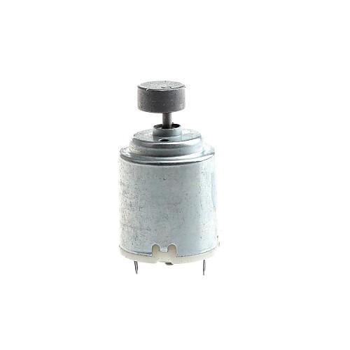 DIY CCDJ 140ZD Micro вибрации двигателя для Game Controller / массажер - Серебристый массажер мужской без вибрации