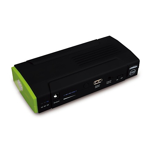 Портативный, автомобильный внешний аккумулятор с выходами 5V 12V 16V 19V, для ноутбуков, планшетов, смартфонов от MiniInTheBox.com INT