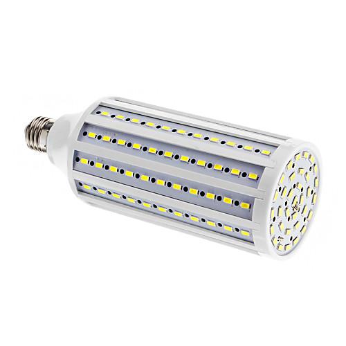 30W E26/E27 LED лампы типа Корн T 165 светодиоды SMD 5730 Тёплый белый Холодный белый 2500lm 6000-7000K AC 220-240V 7w e14 g9 b22 e26 e27 led лампы типа корн t 36 smd 5730 800 1200lm lm тёплый белый естественный белый dc 12 v