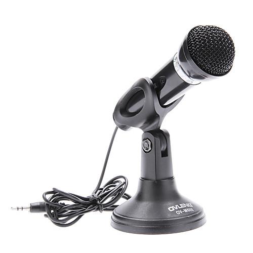 OVLENG OV-M800 гибкая шея Дизайн микрофон для сети и себя караоке