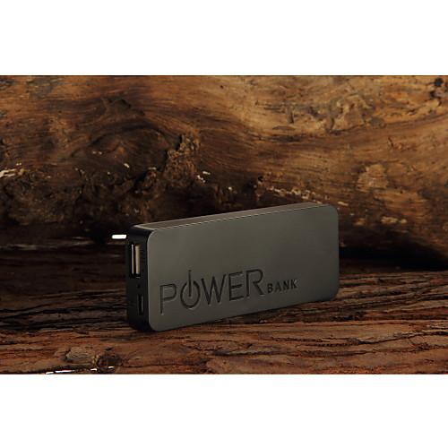 Портативный, внешний аккумулятор для IPhone 6/6 Plus / 5 / 5S / Samsung S4 / S5 / Note 2, 6500mAh от MiniInTheBox.com INT