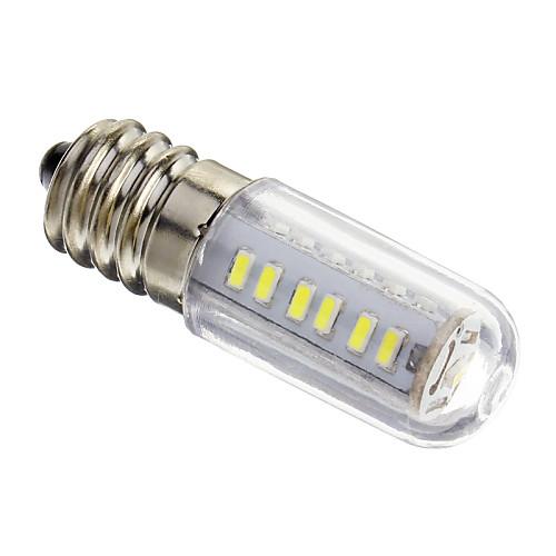 180-210 lm E14 LED лампы типа Корн T 25 светодиоды SMD 3014 Декоративная Холодный белый AC 220-240V