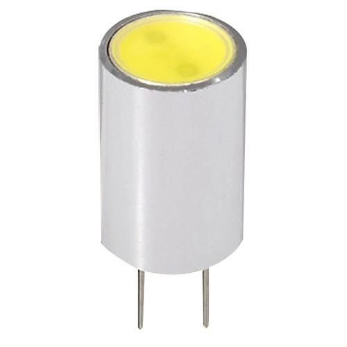 2700/3500 lm G4 Двухштырьковые LED лампы 1 светодиоды COB Тёплый белый DC 12V