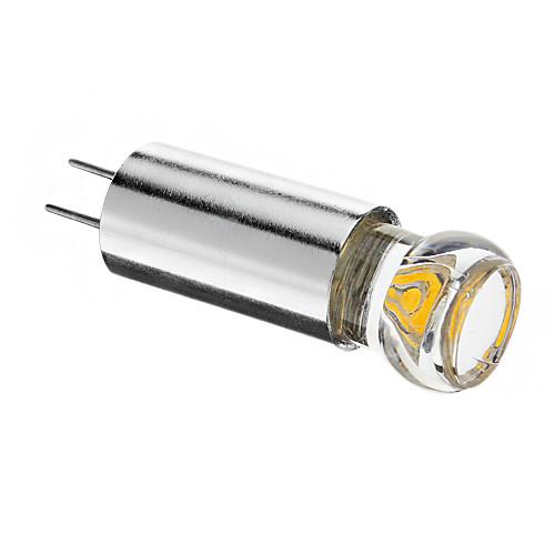 1,5 Вт 120-150 lm G4 Точечное LED освещение 1 светодиоды COB Тёплый белый Холодный белый DC 12V