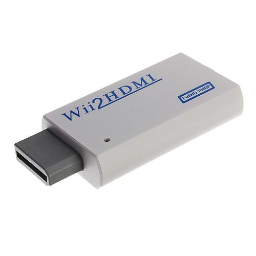 Аудио и видео Кабели и адаптеры Назначение Wii U , Мини / Портативные / Оригинальные Кабели и адаптеры пластик Ед. изм