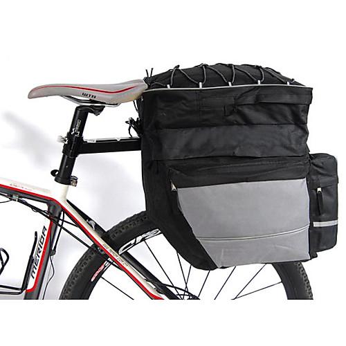 FJQXZ Велосумка/бардачок Сумка на багажник велосипеда/Сумка на бока багажника велосипеда Водонепроницаемость Быстровысыхающий Пригодно