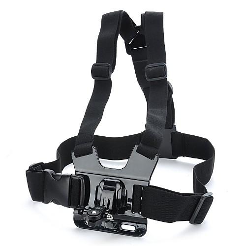 ТОЗ Модель Регулируемый Грудь Гора Жгут видеокамеры плечевой ремень для Sony действий Cam-Черный