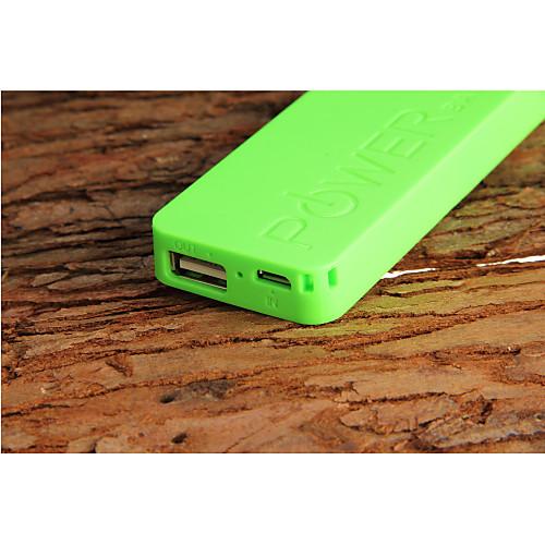 Ультратонкий портативный внешний аккумулятор для IPhone 6/6 Plus / 5 / 5S / Samsung S4 / S5 / Note 2, 6500mAh от MiniInTheBox.com INT