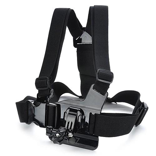 ТОЗ B модель Регулируемая Грудь Гора Жгут видеокамеры плечевой ремень для Sony действий Cam