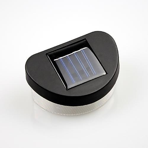Солнечной энергии Открытый Путь Уолл ограждение сада свет лампы