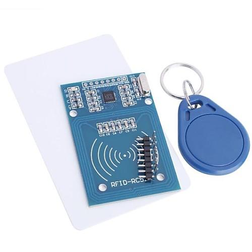 Плата NFC с брелоком