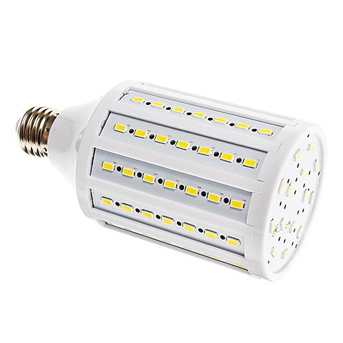 20W 1600 lm E26/E27 B22 LED лампы типа Корн T 98 светодиоды SMD 5730 Тёплый белый Холодный белый AC 220-240V цена