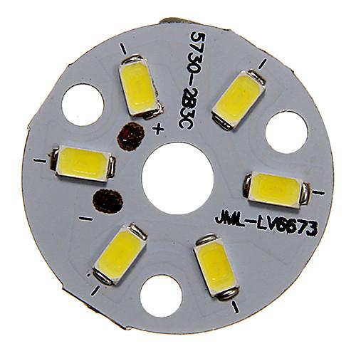 3W 250-300LM 5730SMD Интегрированный модуль светодиодных Белый Свет холодной (9-12V)