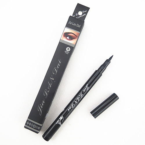 Однотонные Карандаш для карандашей для гелей Глаза Водонепроницаемость Повседневные Составить косметический