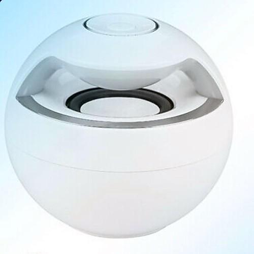 Беспроводные колонки Bluetooth 2.1 Переносной LED подсветка от MiniInTheBox.com INT
